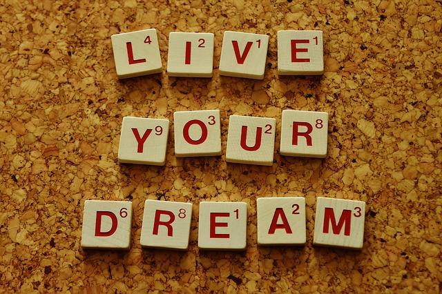 Zielbrief Mentaltechnik, lebe deinen Traum