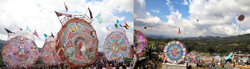 Dia de los muertos Guatemala