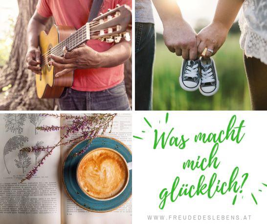 Glück, Glücksübungen, was macht mich glücklich, Lebensfreude-Ziel