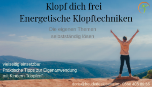 klopf dich frei, EFT; TFT;NAEM, Lebensfreude Praxis, Doris Wansch