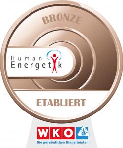 Energetik Bronze WKO, Lebensfreude Praxis, Doris Wansch