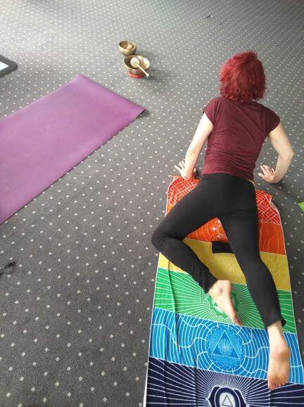 Chakra, Körperübung, Lebenspflege, Lebensfreude Praxis