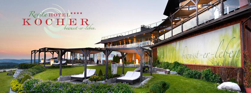 Seminarort Revita Hotel Kocher bewusst-er-leben,